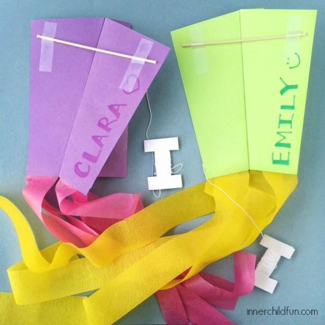 simple kite craft