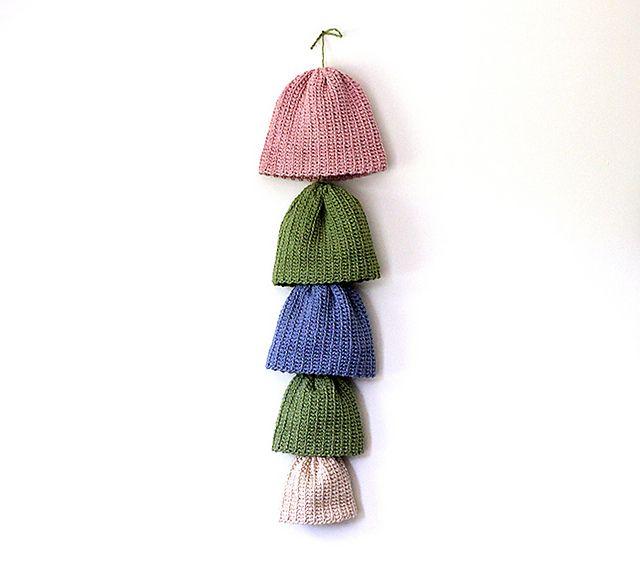 Organic Ribbed Free Crochet Hat Pattern a83f7d832d5