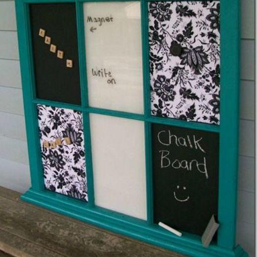 window memo board