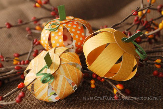 Easy Thanksgiving Table Decorations Kids Can Make