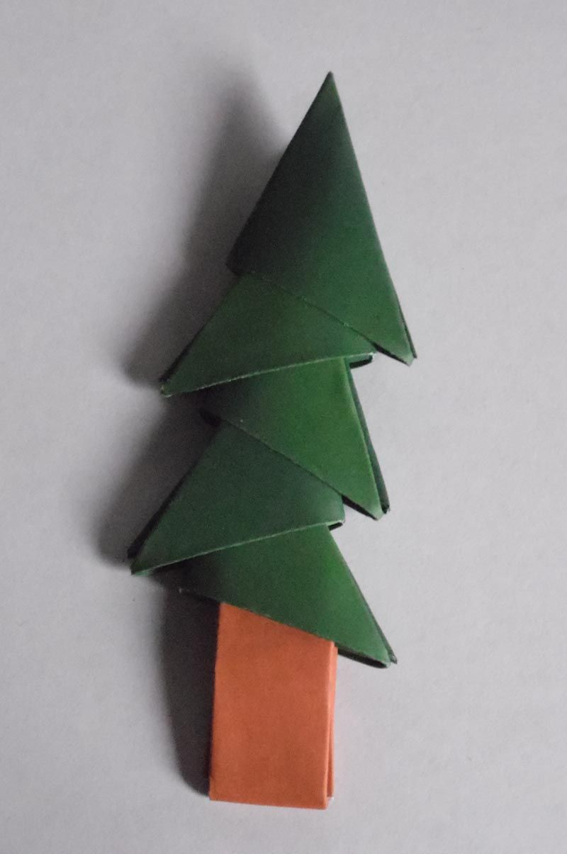 How To Make 3d Origami Units 3dorigamiswandiagram Peacock Diagram
