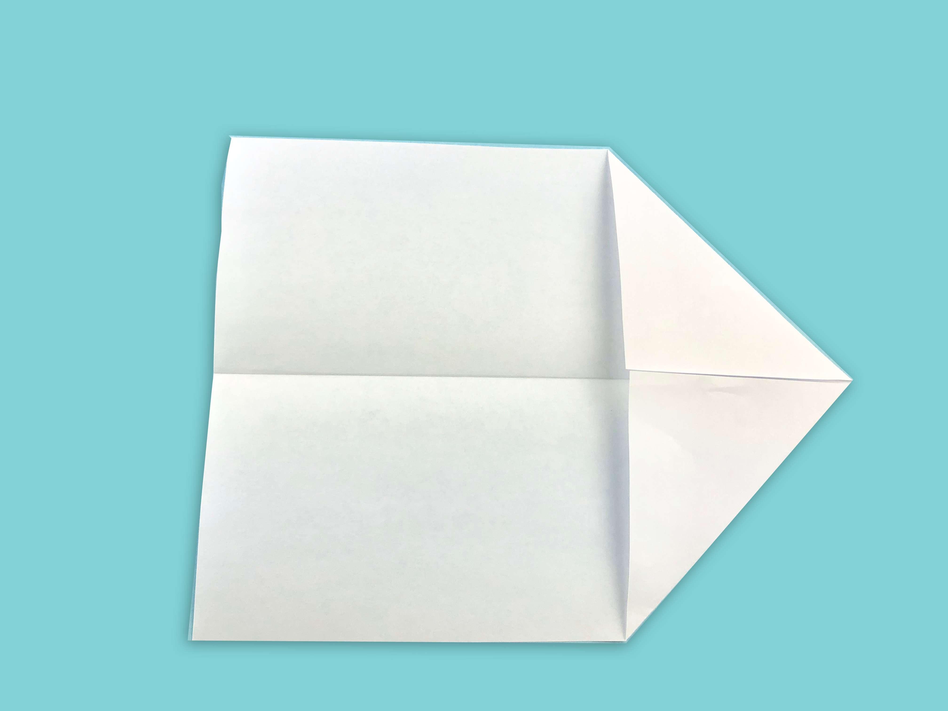 2 folded corners