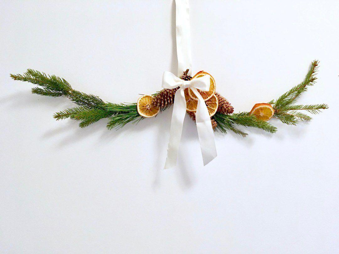 Dried Orange Christmas Garland