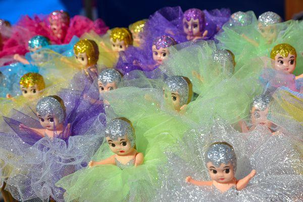 Carnival Kewpie Dolls