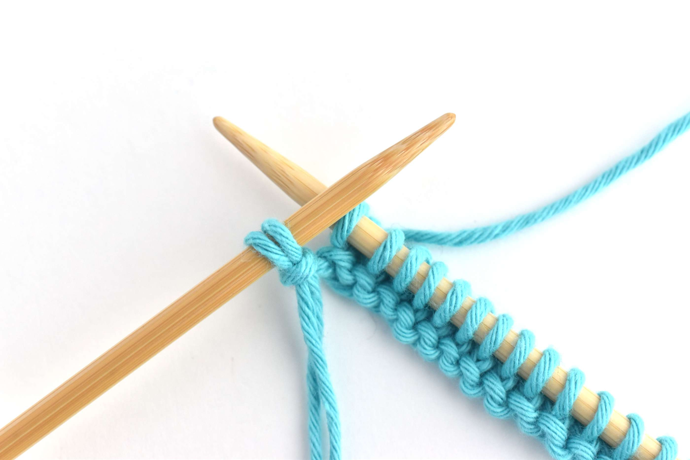 Knit the Row Without Knitting the Slip Stitch