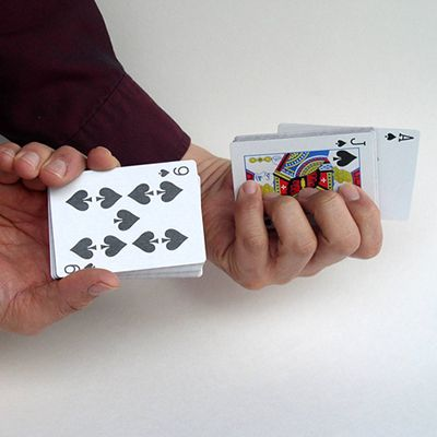 Return the card to the deck