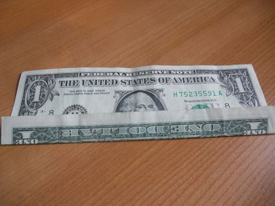3 Dollar Bill origami Basket Instructions | Dollar bill origami ... | 300x400