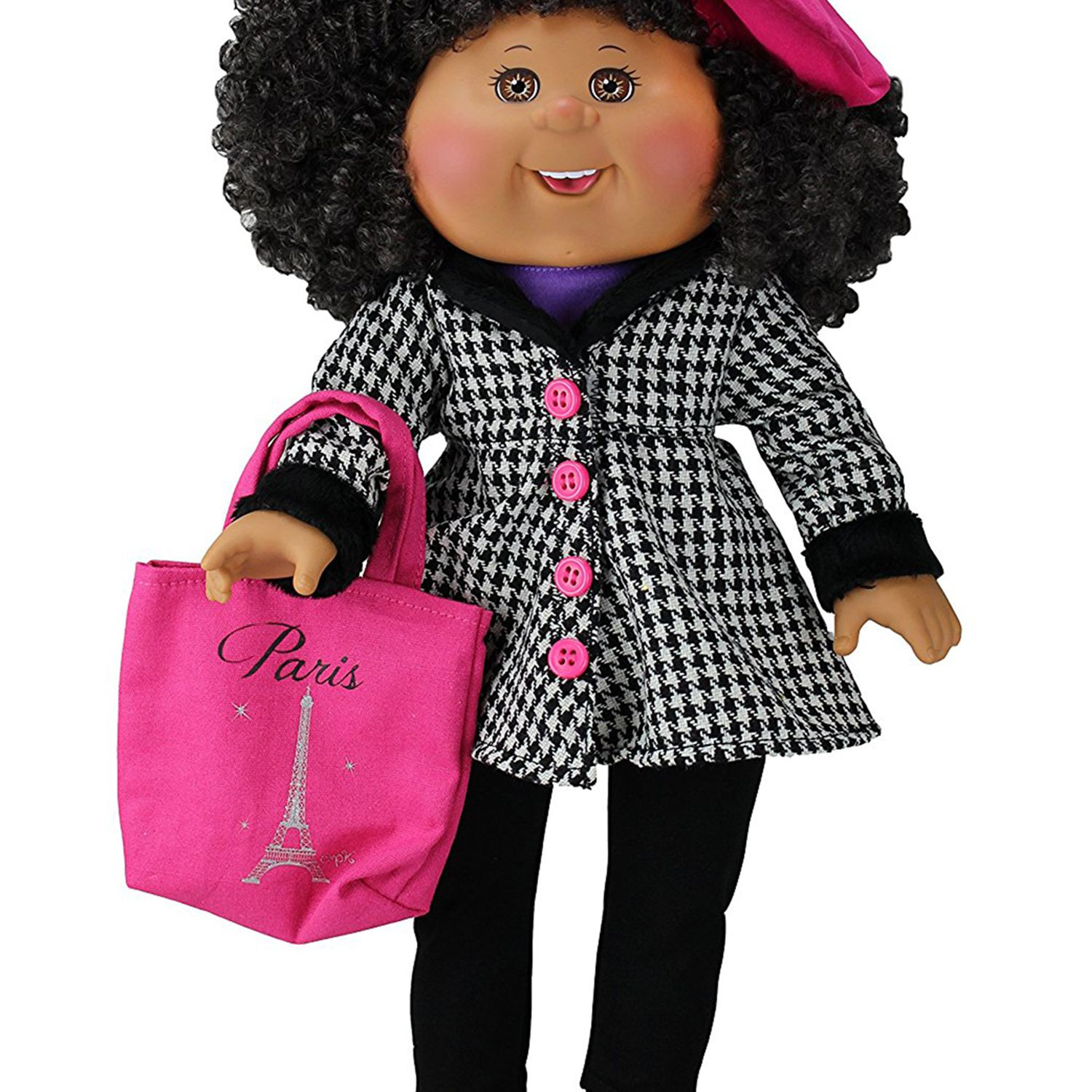 Cabbage Patch Kids Doll Profile