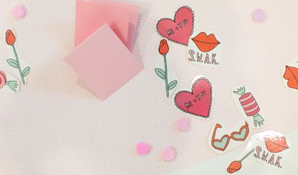 Printable Valentine's Day tattoos