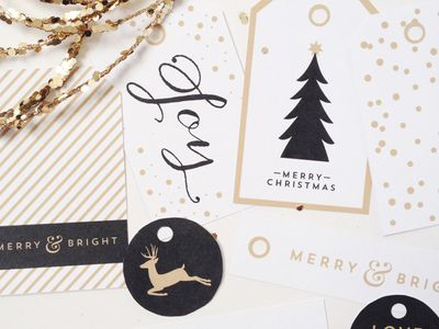 14 diy printable christmas gift tags a christmas crafts
