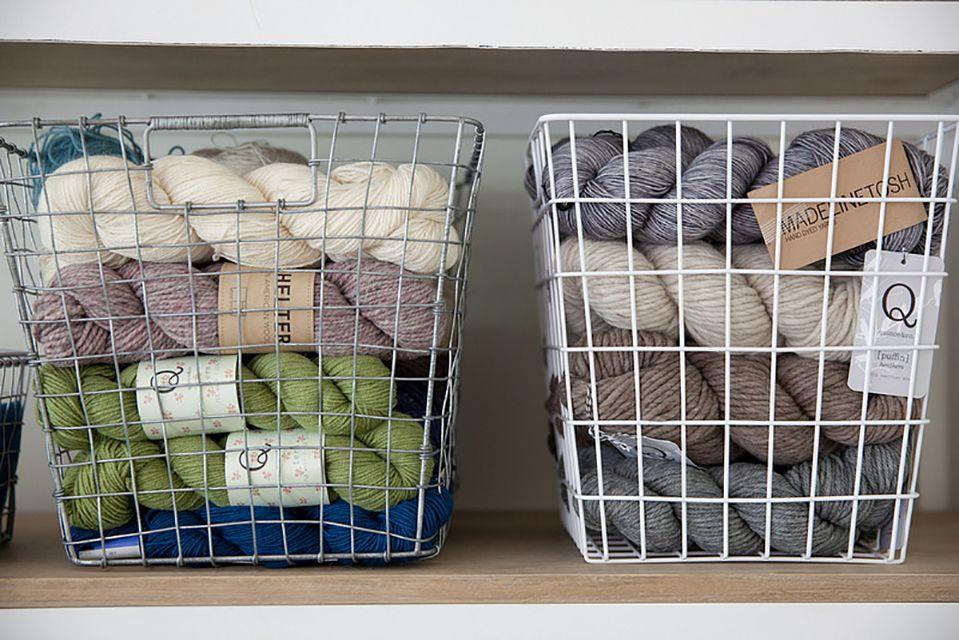 yarn storage ideas