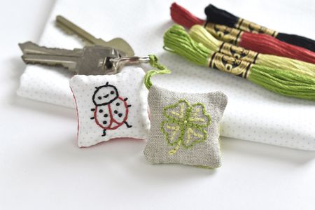11 Hand Embroidery Patterns To Bring You Luck