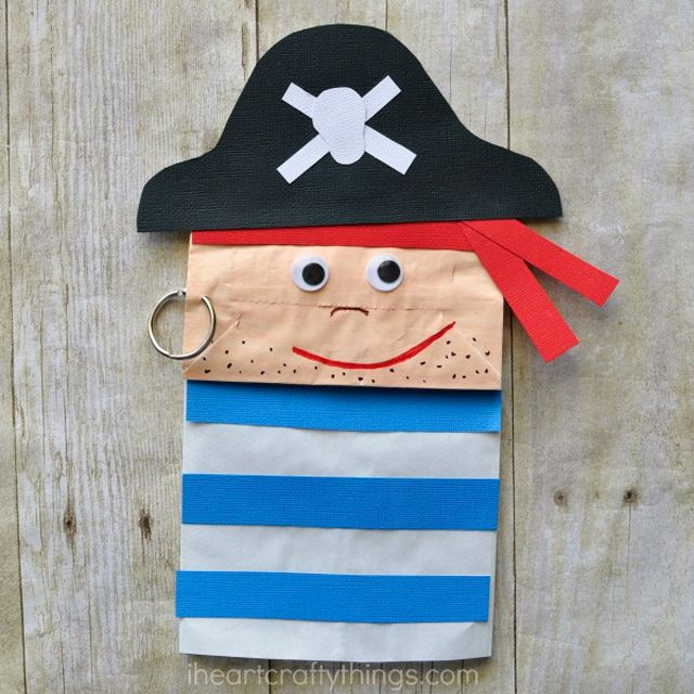 24 Paper Bag Crafts You And Your Kids Will Love