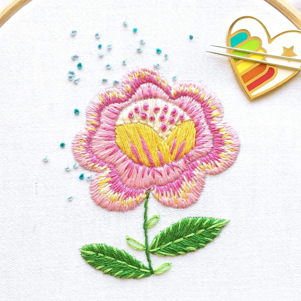 Hand Embroidery by Sublime Stitching