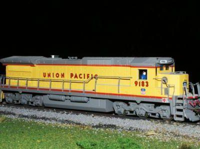 Minimum Curve Radius for Model Trains