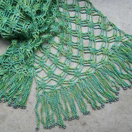 chain crochet scarf free pattern 58c0dee83df78c353c6f7c4c