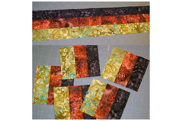 Strip Piecing Tips for Quilters
