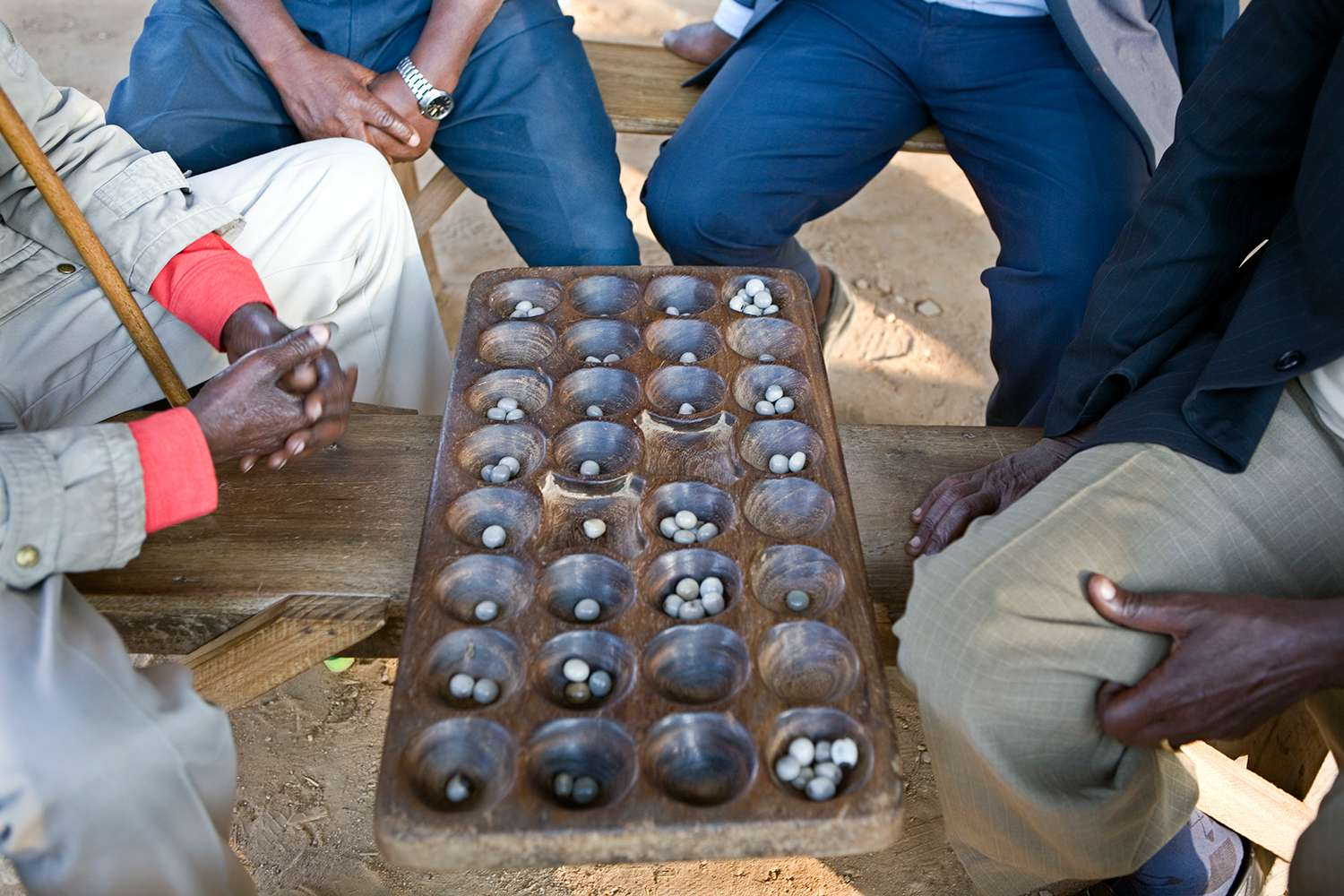 how to play mancala rules