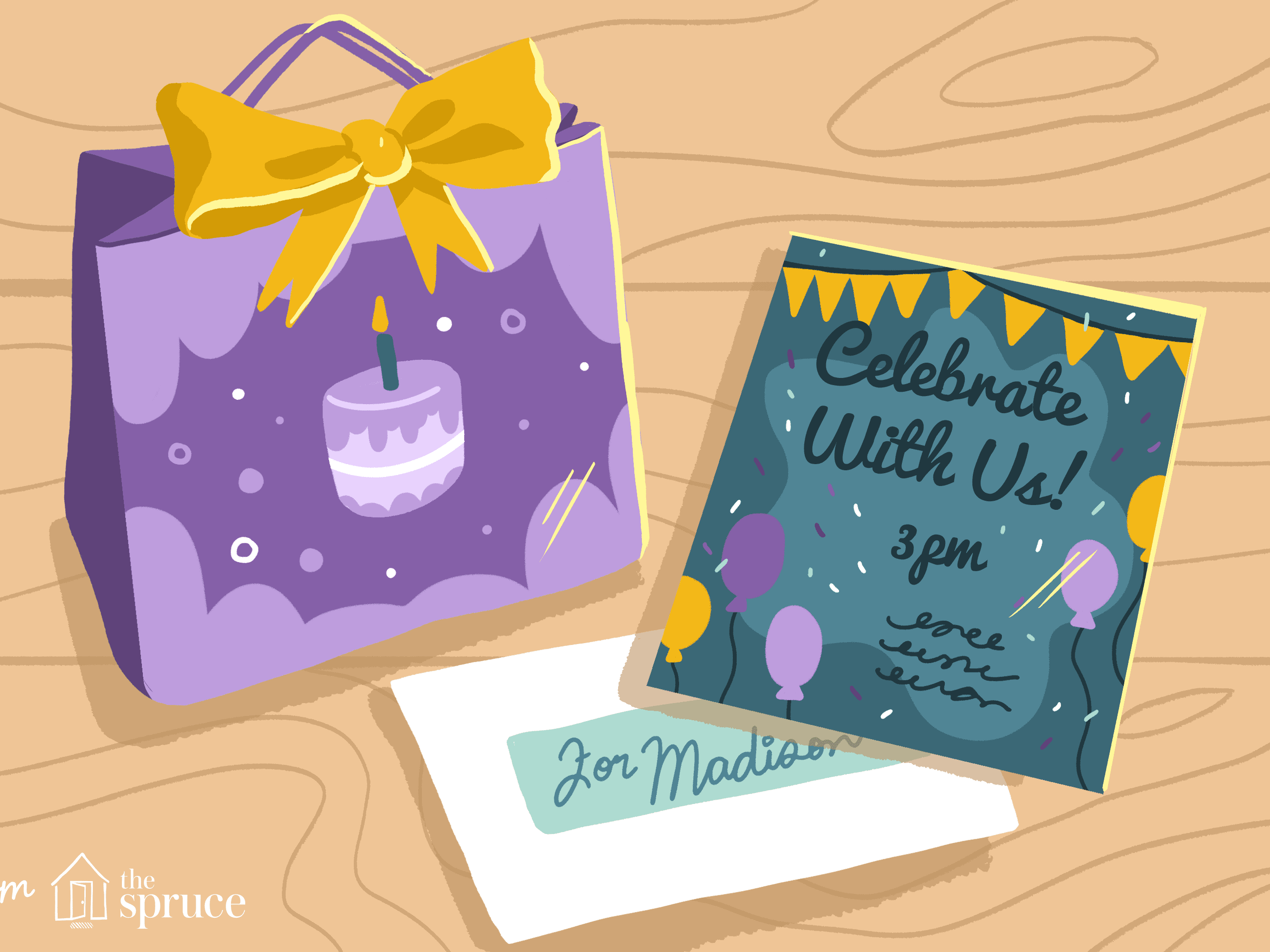 16 Free, Printable Birthday Invitations