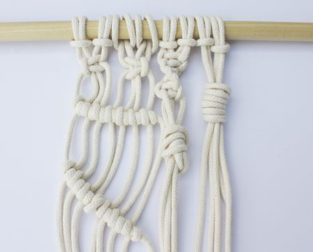 How To Macrame 7 Basic Knots To Master