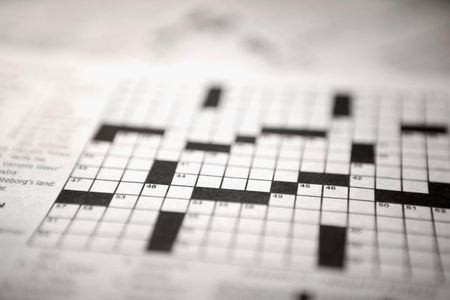 An Introduction To Crossword Puzzles