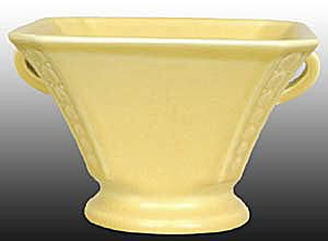 Rookwood Pottery Yellow Small Vase