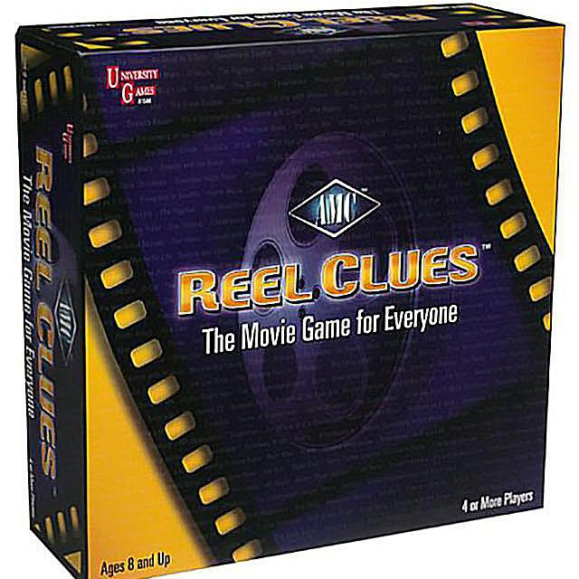 Reel Clues game