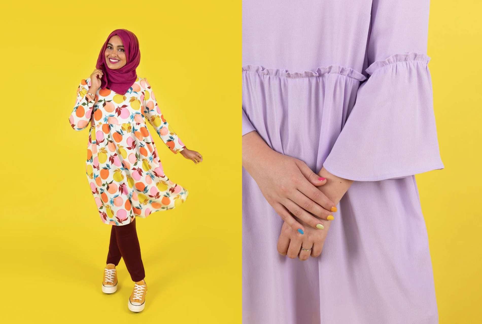 The Indigo Smock and Dress Pattern