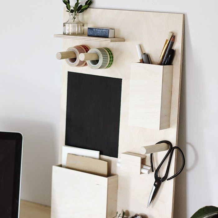 Small room DIY for offices