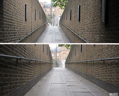 Perspective viewpoint