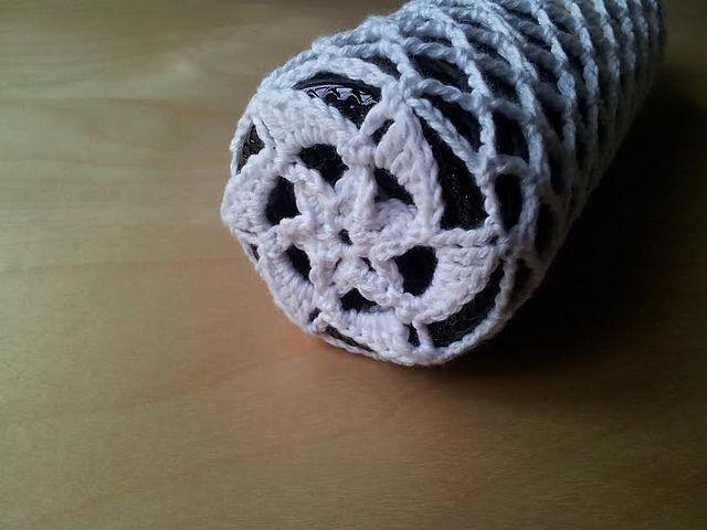 Wine Bottle Crochet Cozy