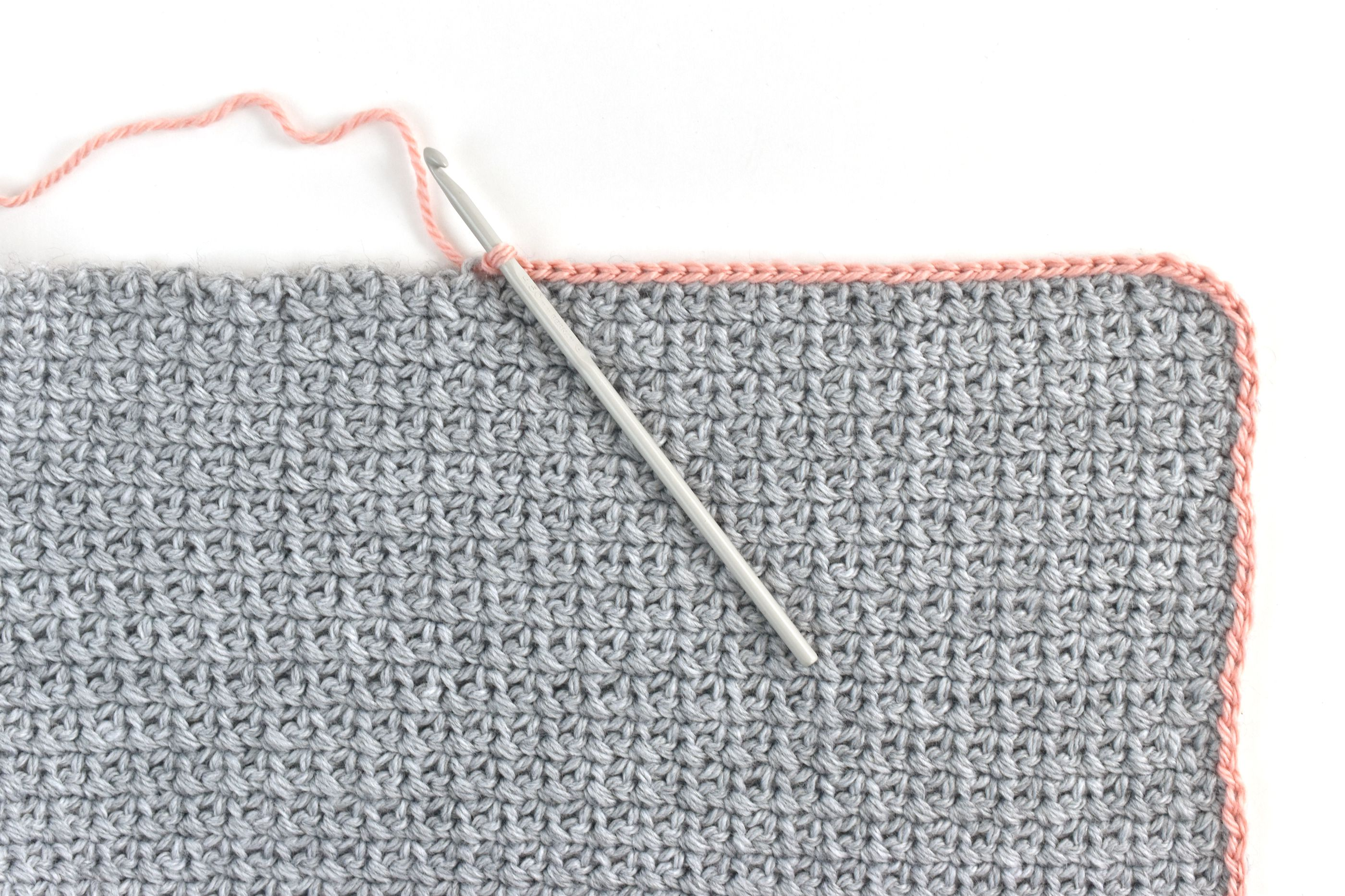 How to Work the Slip Stitch in Crochet