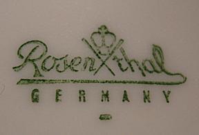 Rosenthal Germany Mark