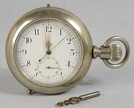 Antique Pocket Watch Value Photo Guide