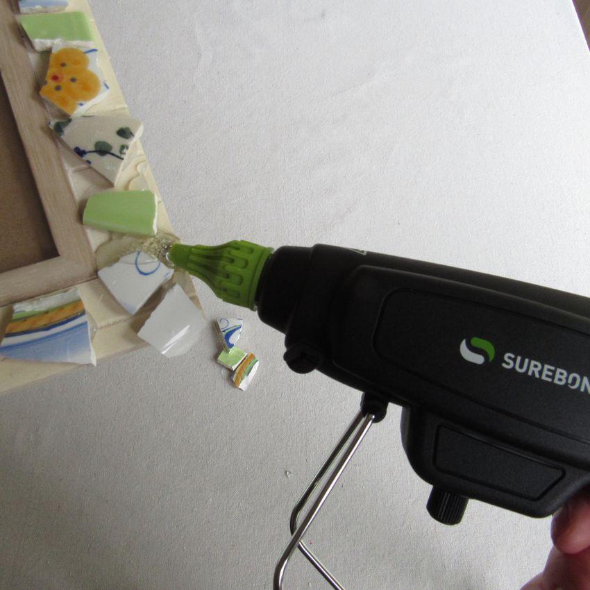Surebonder PRO2-220 Heavy Duty Hot Glue Gun
