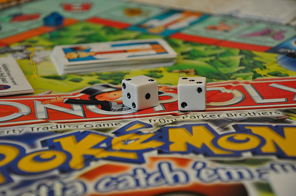 Pokemon Monopoly