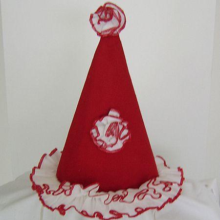 e70738bee32 Free Clown Hat Pattern to Sew. Debbie Colgrove