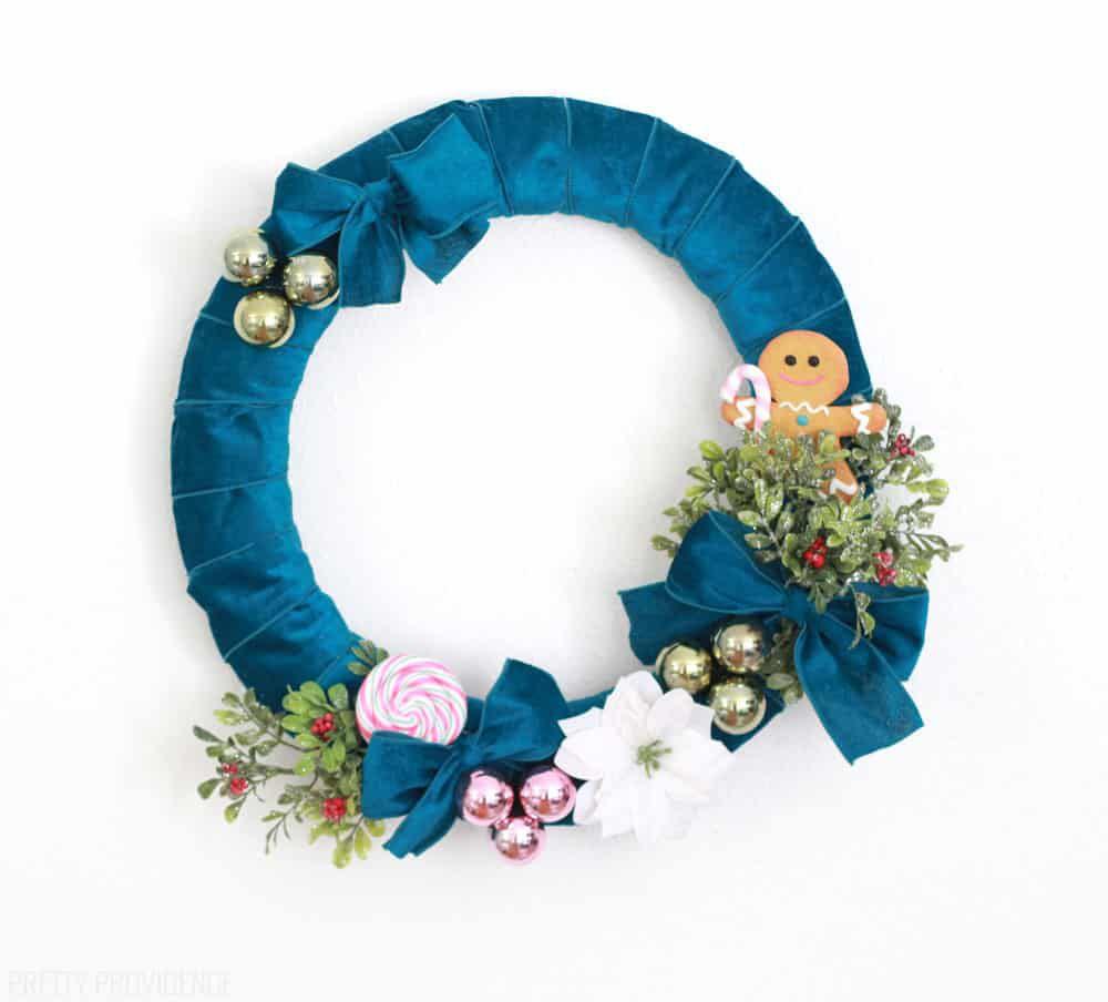 Velvet Wreath