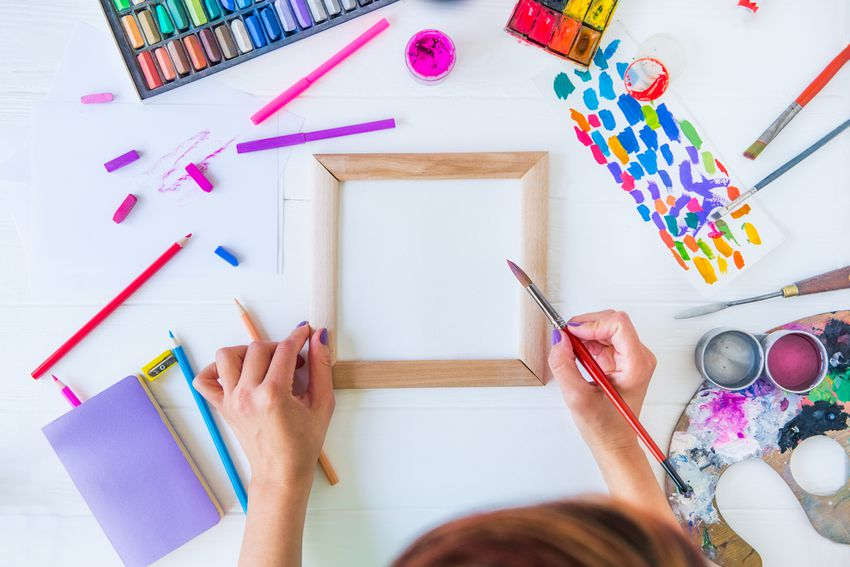 Online Art Class