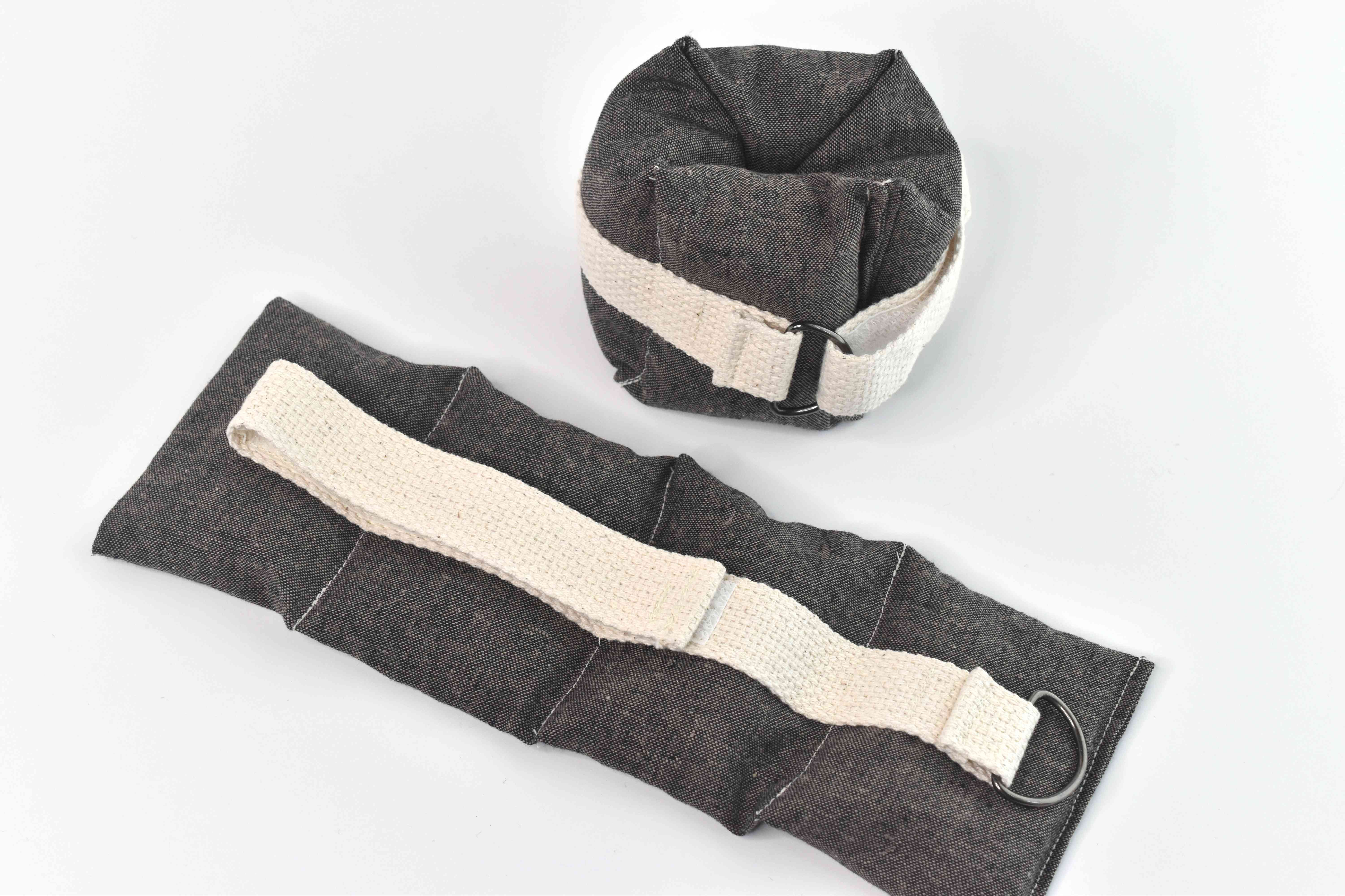 DIY Wrist Weights Sewing Project