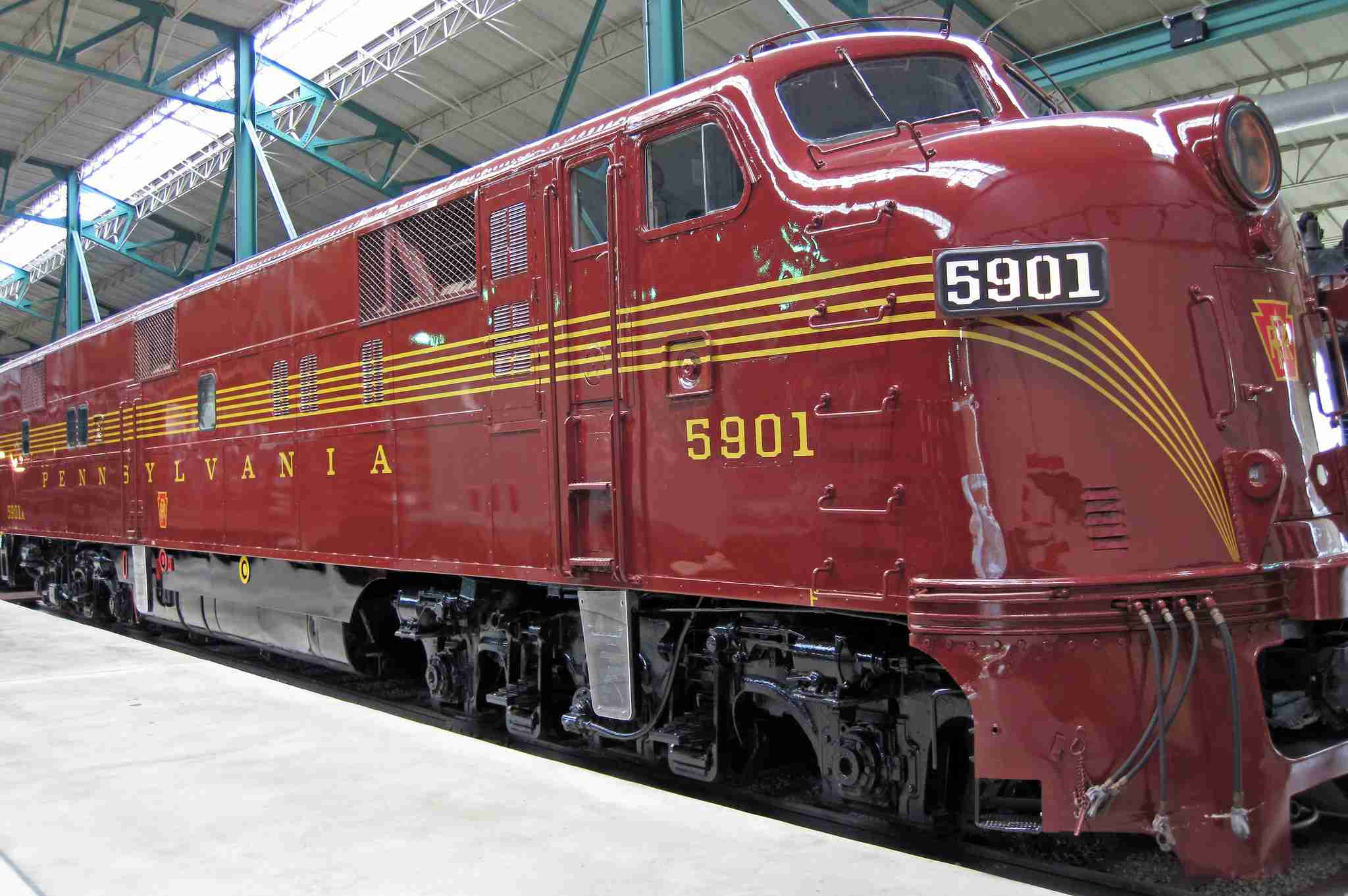 Pennsylvania locomotive
