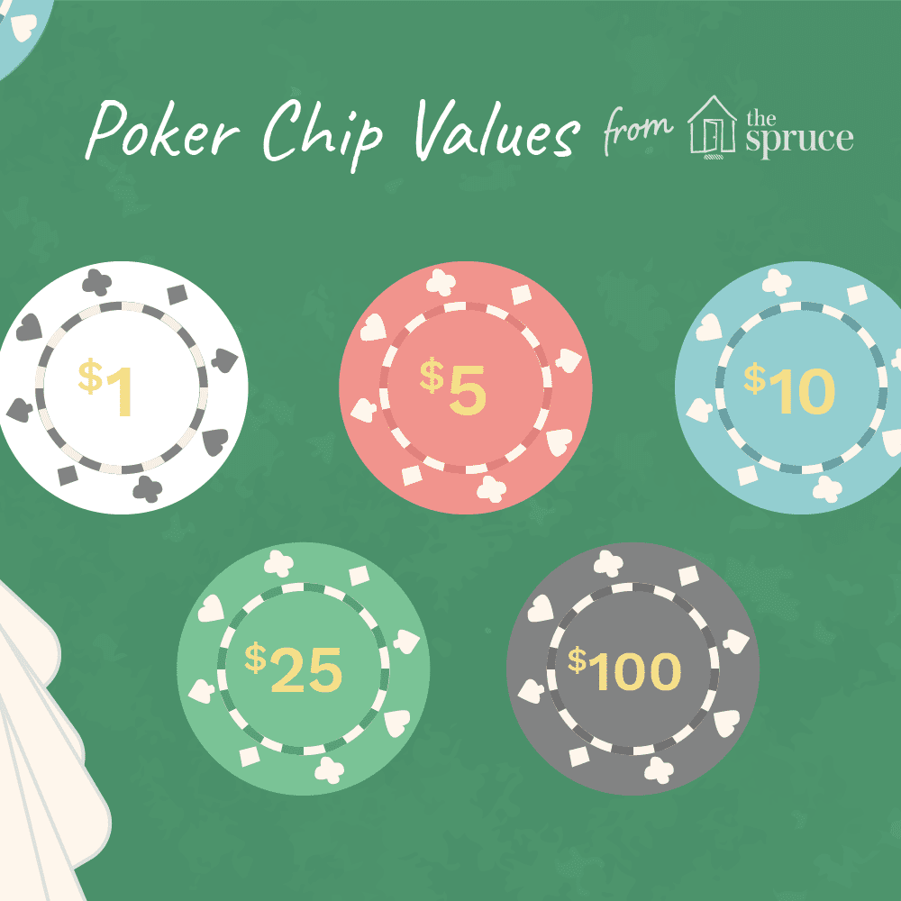 Casino poker chips value new yor new york hotel and casino