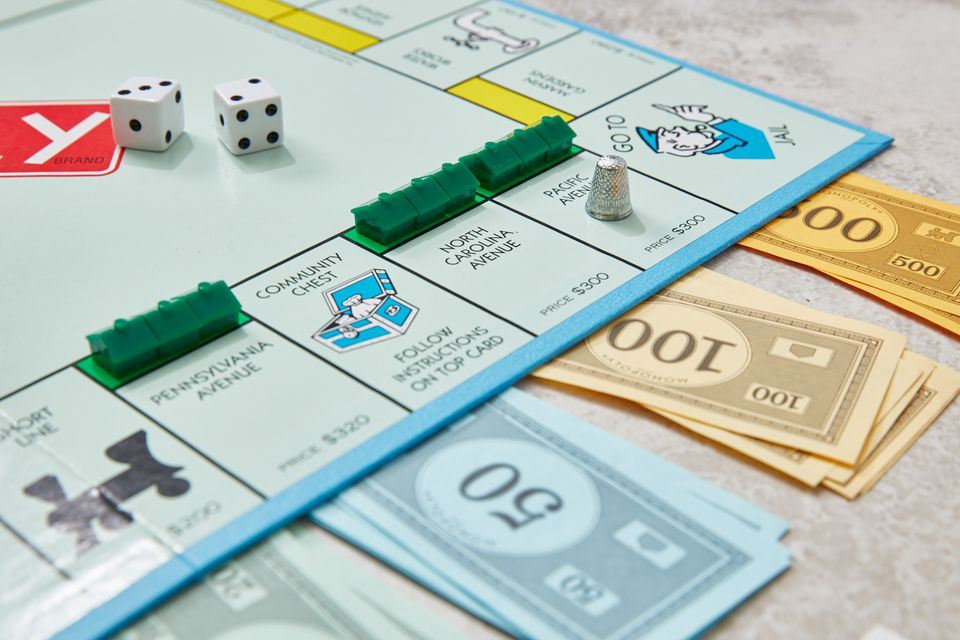 houses in monopoly