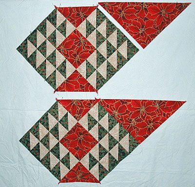 Christmas Table Runner Pattern
