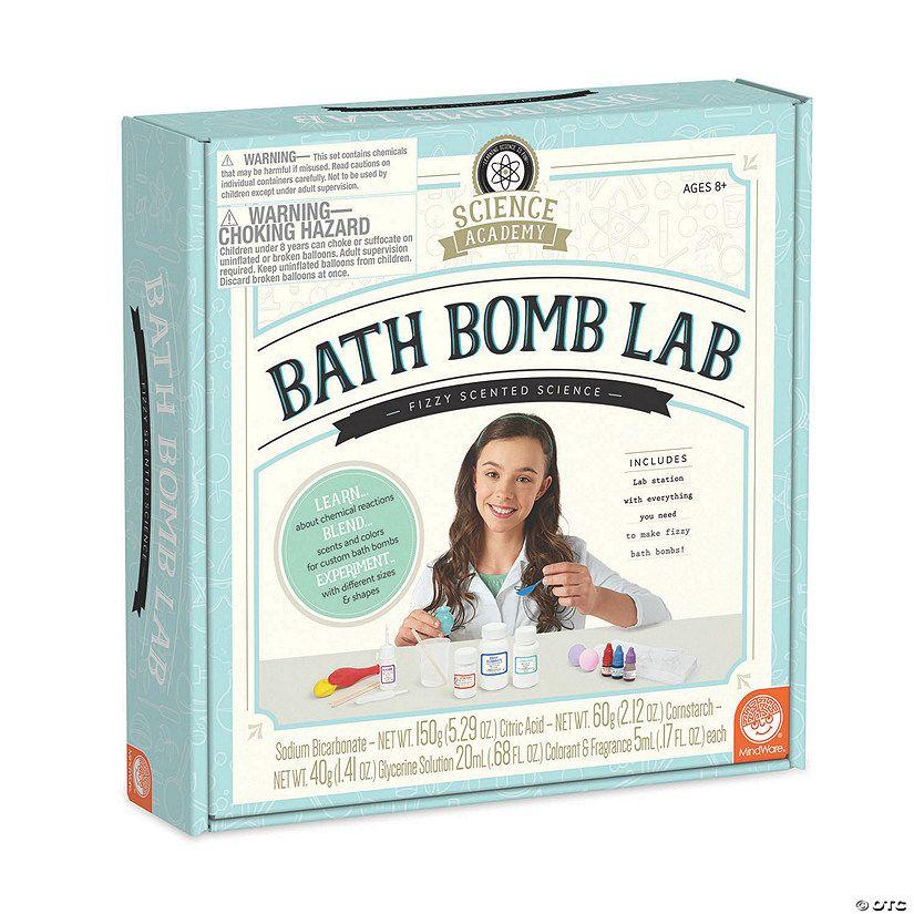 MindWare Science Academy Bath Bomb