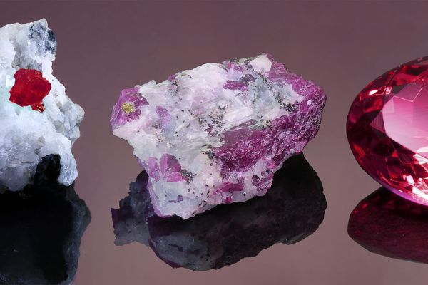 Facts about rubies