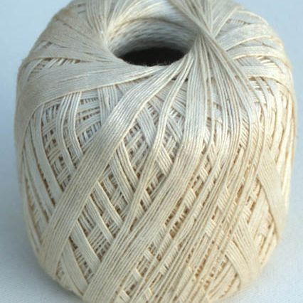 Close up of Crochet Thread