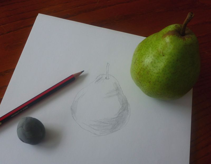 Easy Drawing Lesson For Beginners