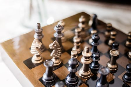 The Easiest Way To Set Up A Chess Board