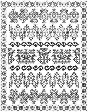 patterns to stitch